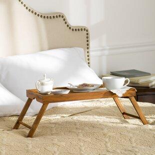 Wayfair Basics Wooden Breakfast Tray