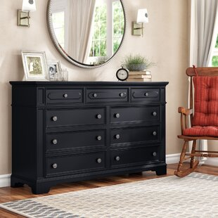 Linda 9 Drawer Dresser by DarHome Co Comparison