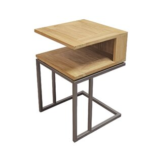 Best Price Hinkel End Table by Williston Forge