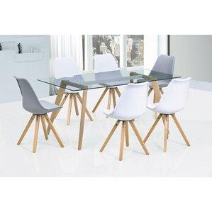 Verb Dining Table by Diamond Sofa