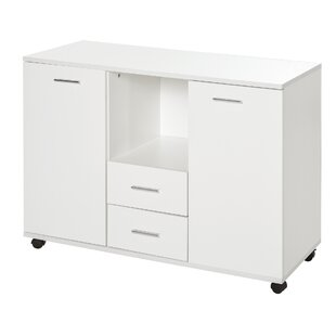 Credenza White Office Storage Cabinets You Ll Love In 2021 Wayfair
