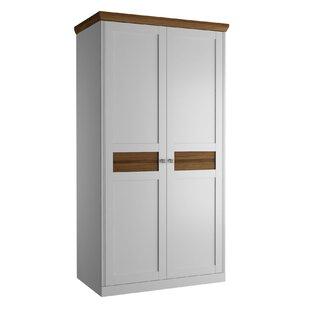 Jude 2 Door Wardrobe By August Grove