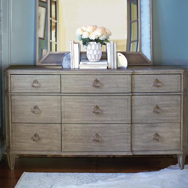 Bernhardt Marquesa 9 Drawer Dresser Reviews Wayfair