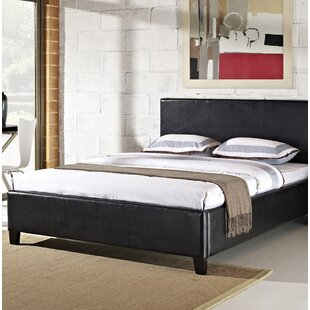 Top Reviews Cayer Upholstered Platform Bed by Ebern Designs Reviews (2019) & Buyer's Guide