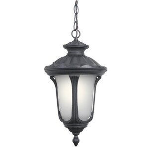 Online Reviews Westbrook 1-Light Outdoor Pendant By Woodbridge Lighting