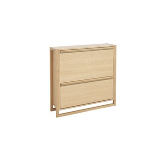 Artemas 10 Pair Shoe Storage Cabinet By Ebern Designs