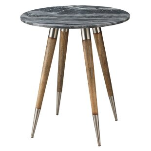 Rustic End Table by Foundry Select