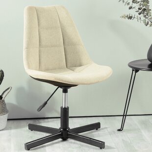 Exmouth Swivel Side Chair by Ebern Designs