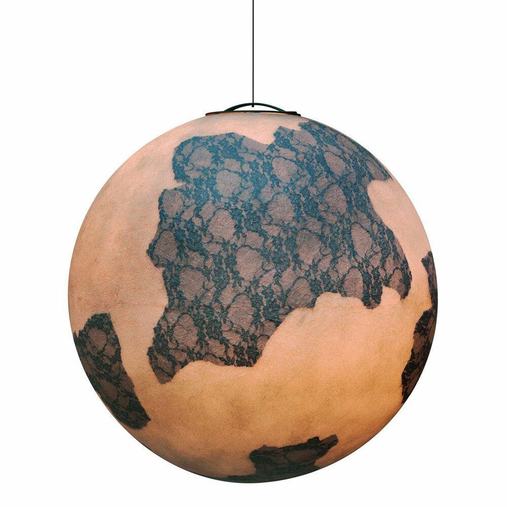 Ululi 1-Light Globe Pendant