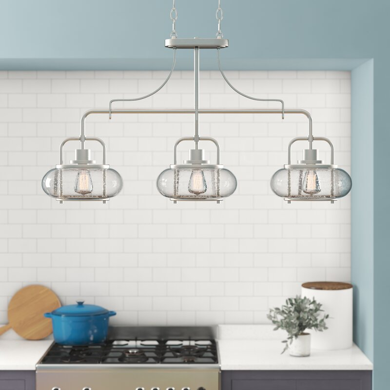 Lavalle 3 Light Kitchen Island Pendant Reviews Joss Main