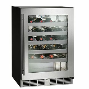 40 Bottle C-Series Freestanding Wine Cooler by Perlick Read Reviews