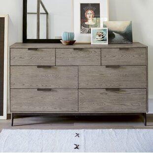 Ladson 7 Drawer Double Dresser by Union Rustic