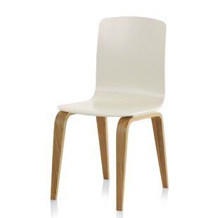 Loma Vista Solid Wood Dining Chair By George Oliver