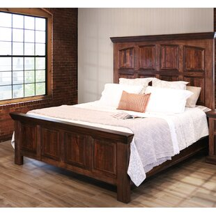 Artisan Home Furniture Panel Bed