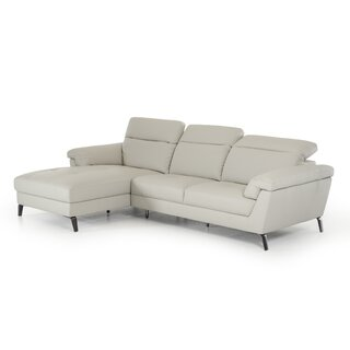 Alsatia Left Hand Facing Sectional by Wade Logan SKU:AA853712 Buy