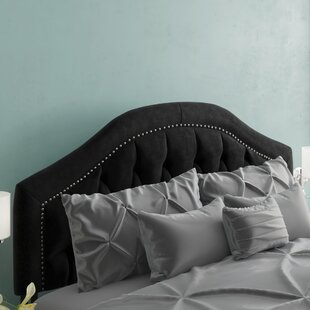 Alaric Upholstered Panel Headboard by Grovelane Teen