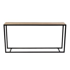 Ansted Console Table. Maple Ansted Console Table