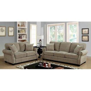 Tullamore 3 Piece Living Room Set