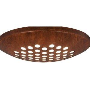 ceiling fan universal light kit. 1-Light LED Light Fitter Ceiling Fan Kit Universal
