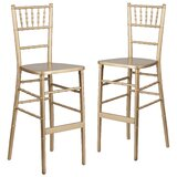 Talton Square 29 Bar Stool (Set of 2) by Mercer41