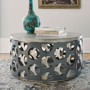 Ambella Home Collection Modern Coffee Table