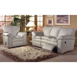 Omnia Leather El Dorado Configurable Living Room Set Image