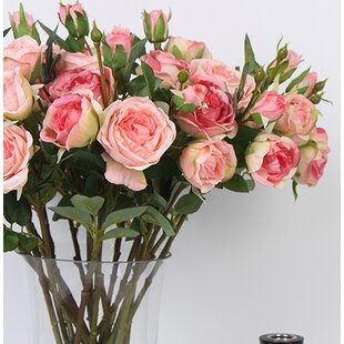 Silk Flowers Single Stem Wayfair