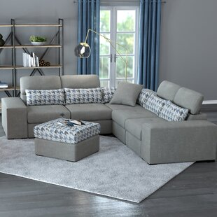 Evas L-Shaped Modular Sectional
