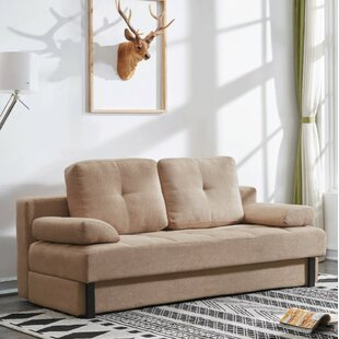 Dagley Contemporary Brown Sleeper
