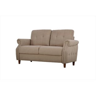 Reviews Sauter Loveseat by Charlton Home Reviews (2019) & Buyer's Guide
