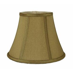 Softback 9 Silk/Shantung Bell Lamp Shade