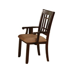 Mahe Transitional Solid Wood Dining Chair..