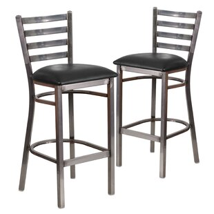 Chafin 31 Bar Stool (Set of 2) Winston Porter