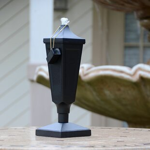 Starlite Garden and Patio Torche Co. Die Cast Classic Tabletop torch
