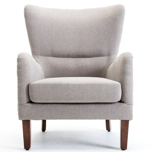 Quincy Wingback Chair by Georg..