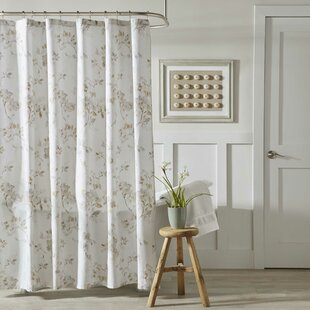 Mila 100 Cotton Single Shower Curtain