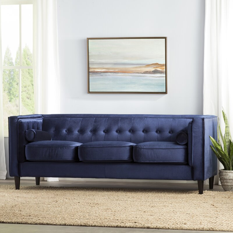 Roberta Chesterfield Sofa & Reviews | AllModern