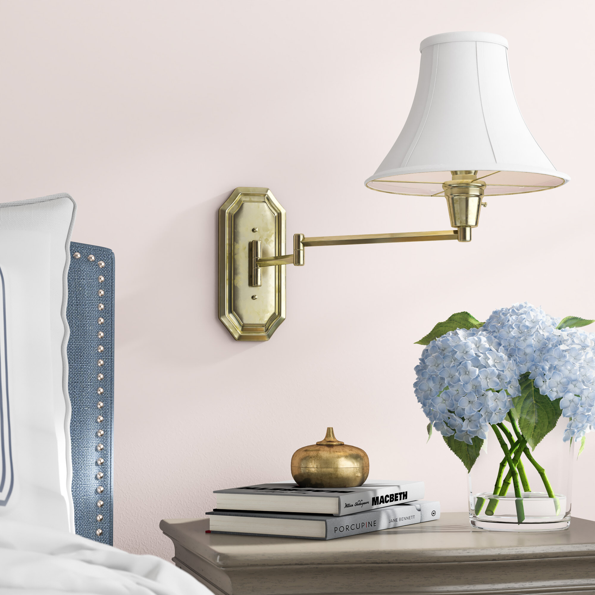 Plug In Wall Sconces You Ll Love In 2020 Wayfair
