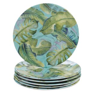 Edison Melamine Salad Plate (Set of 6)