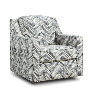 Wrightson Swivel 22 Armchair by Brayden Studio