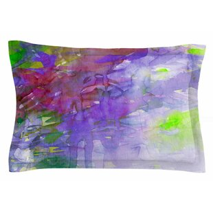 Ebi Emporium 'Carnival Dreams 5' Watercolor Sham by East Urban Home 2019 Sale