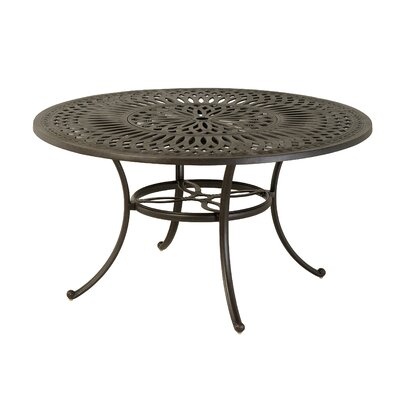 Merlyn Metal Dining Table by Fleur De Lis Living 2020 Coupon