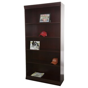 Jefferson Traditional Series Standard Bookcase