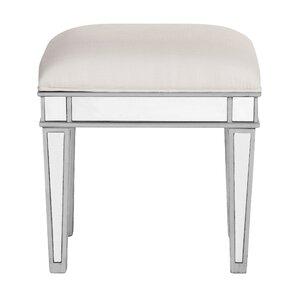 white chair for vanity. Orpha Dressing Stool Vanity Stools You ll Love  Wayfair