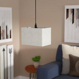 Wrought Studio Blagg 1-Light Square/Rectangle Pendant