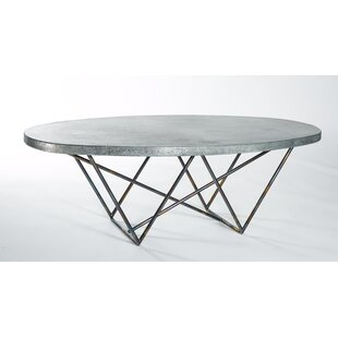 Brayden Studio Maximiliano Oval Coffee Table