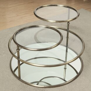 Blandain Coffee Table with Tray Top