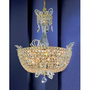 Crown Jewels 16-Light Crystal Chandelier ..