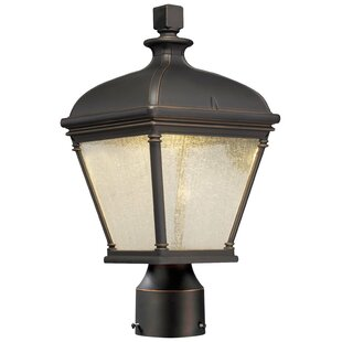 Lauriston Manor Outdoor 1-Light Lantern Head by Great Outdoors by Minka