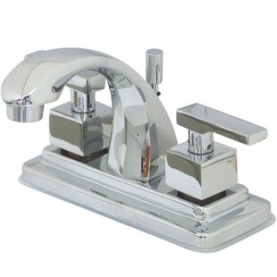 Elements of Design Tampa Centerset Bathroom Faucet with Drain Assembly Image